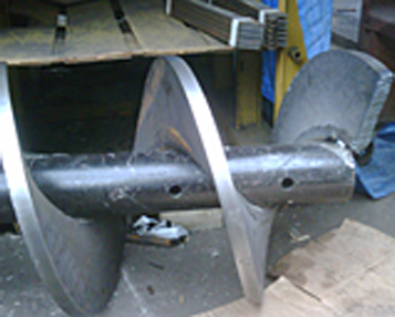 Custom Screw Conveyors - South El Monte, CA