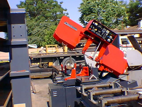 Metal Saw Cutting Services South El Monte Ca